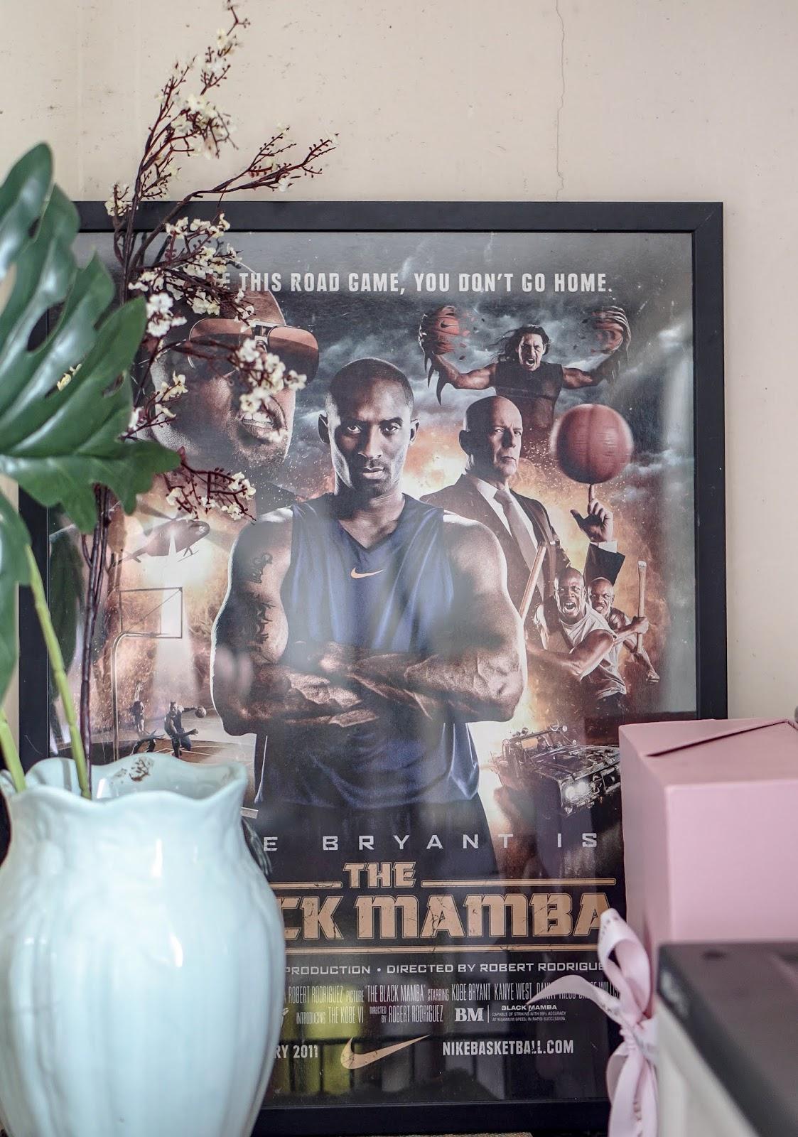 New Month, New Norm; Kobe Bryant, kobe bryant poster