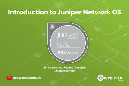 JNCIA-Junos (JN0-103): Introduction to Juniper Network OS