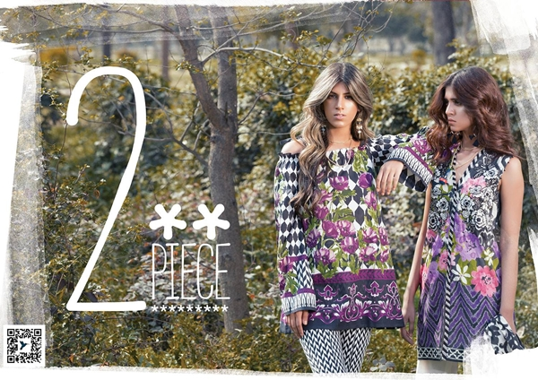 Sapphire Spring Summer Lawn Collection 2017 Vol 2