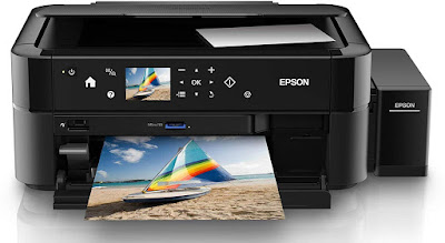 less photo printing from camera and memory card Epson L850 Driver Downloads