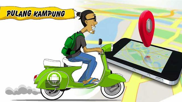Download Beberapa Aplikasi Mudik Lebaran Terbaru 2019