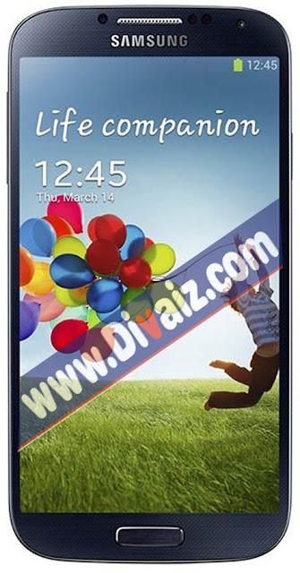 Samsung Galaxy S4 - www.divaizz.com