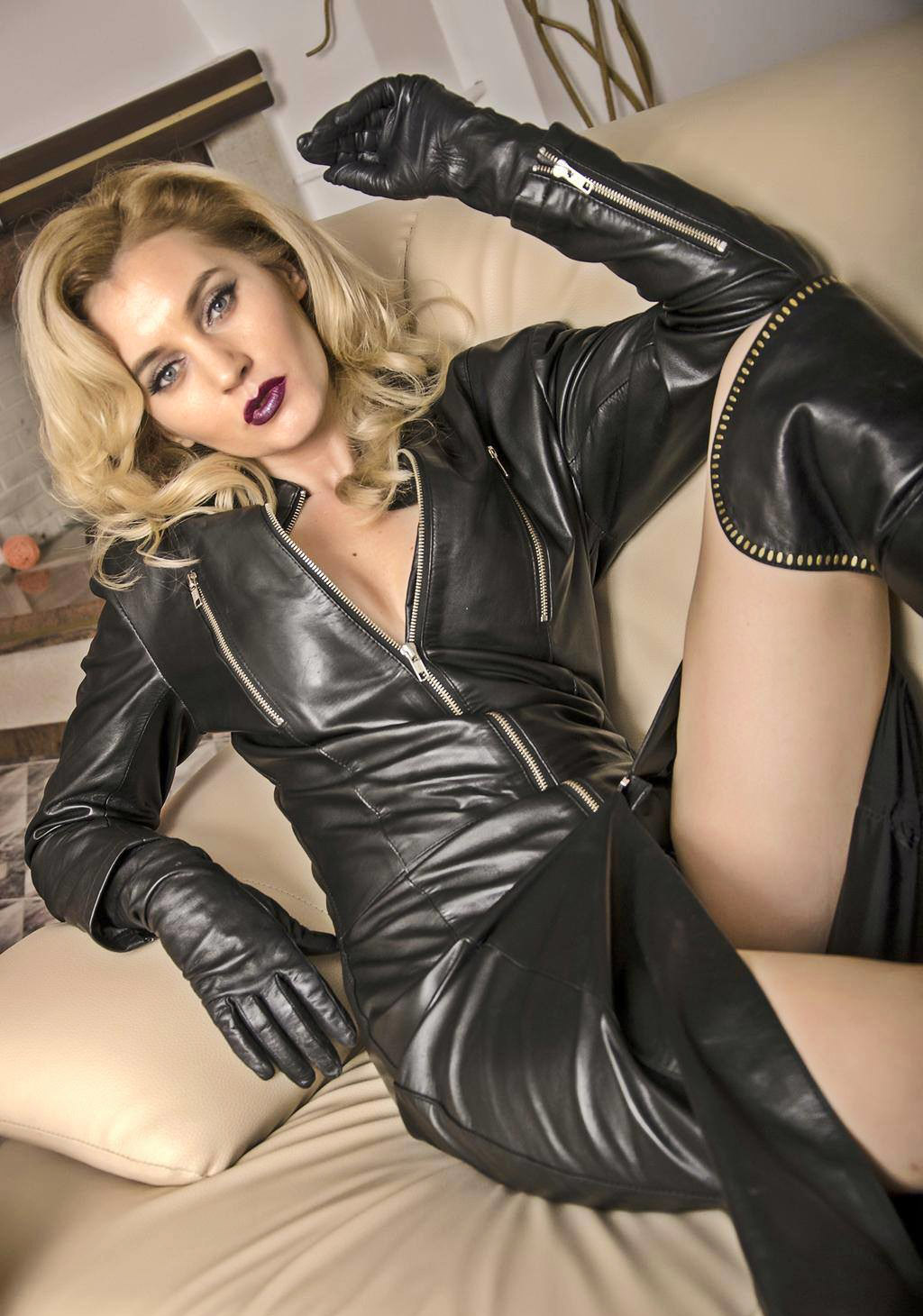 leather fetish