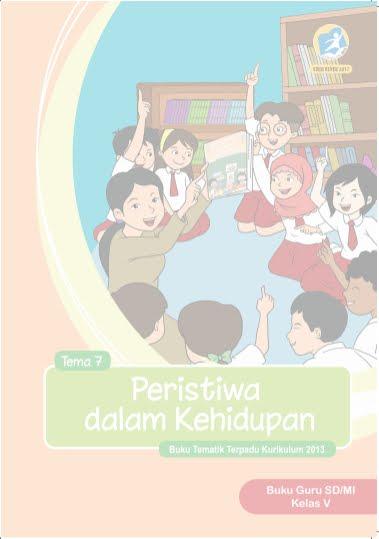Buku Guru dan Siswa Kelas 5 Semester 2 Kurikulum 2013 Revisi 2017