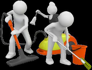 Jasa Cleaning Service di Tukang.id