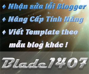 Sua Loi Blogger Blade1407