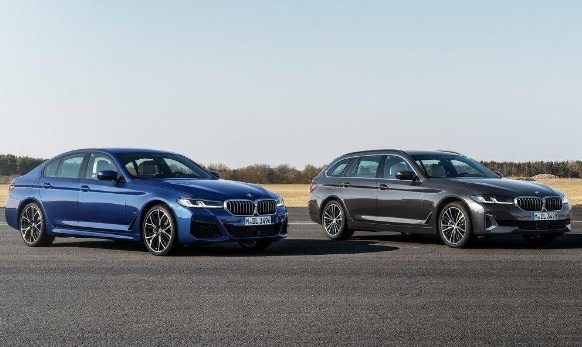 bmw-5-series-touring-facelift-and-its-sedan-version
