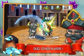 Tiny Gladiators 2 MOD APK