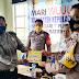 Kapolsek Sipora Dampingi Ketua UPP pada Sosialisasi Saber Pungli