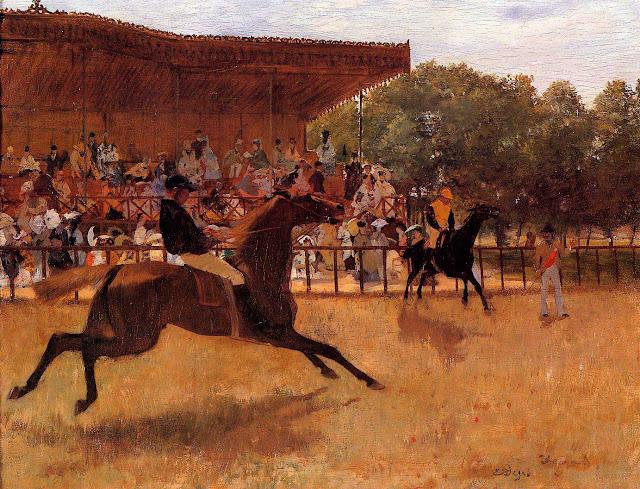 Эдгар Дега - Фальстарт (1869-1870)