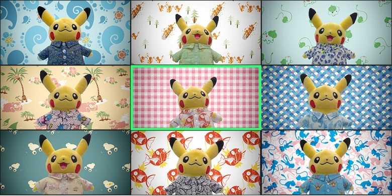 Download Free Pokemon Video Chat Background