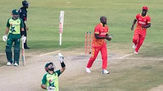 Zimbabwe vs Pakistan 2nd T20I 2021 Highlights