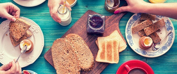 A big breakfast can help you lose weight
