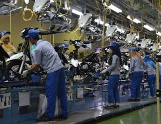 Informasi gaji PT Yamaha Motor Parts Manufacturing Indonesia