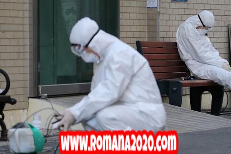 الولايات المتحدة الأمريكية تتجاوز الصين في عدد الإصابات بفيروس كورونا المستجد covid-19 corona virus كوفيد-19