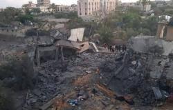 10 شهداء قبل قليل في قطاع غزة بينهم شقيفي صحفي فلسطيني