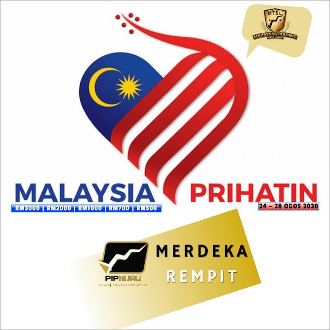 CONTEST MERDEKA REMPIT - MALAYSIA PRIHATIN