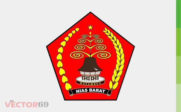 Kabupaten Nias Barat Logo - Download Vector File CDR (CorelDraw)