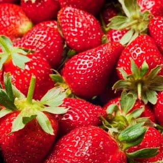 Red strawberry Health Benefits