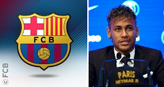 Barca To Sue Neymar For €8.5million Over Breach Of Contract