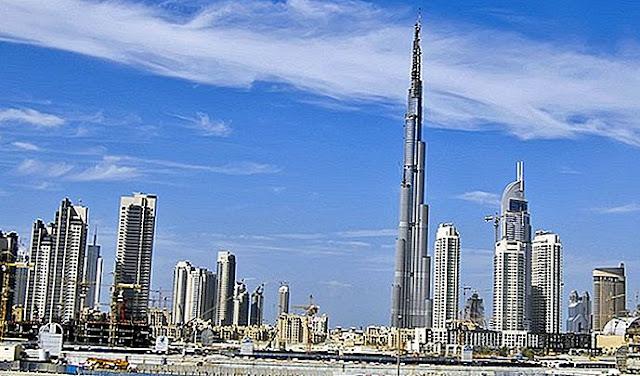 أهم معالم السياحة في دبي