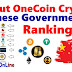 What About OneCoin Crypto Rankings by the Chinese Government // Mdenews