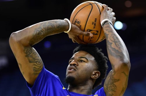 Jordan Bell has an agreement with the Wolves