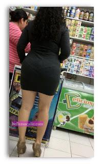 mujeres-caderonas-vestidos-entallados