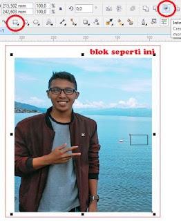 Cara Menghapus Objek Tanpa Merusak Background Di Corel Draw Halaman Tutor