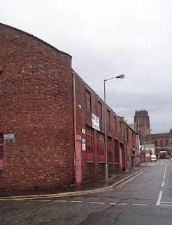 Jordan Street in 2016