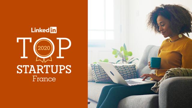 Top Startups Linkedin 2020