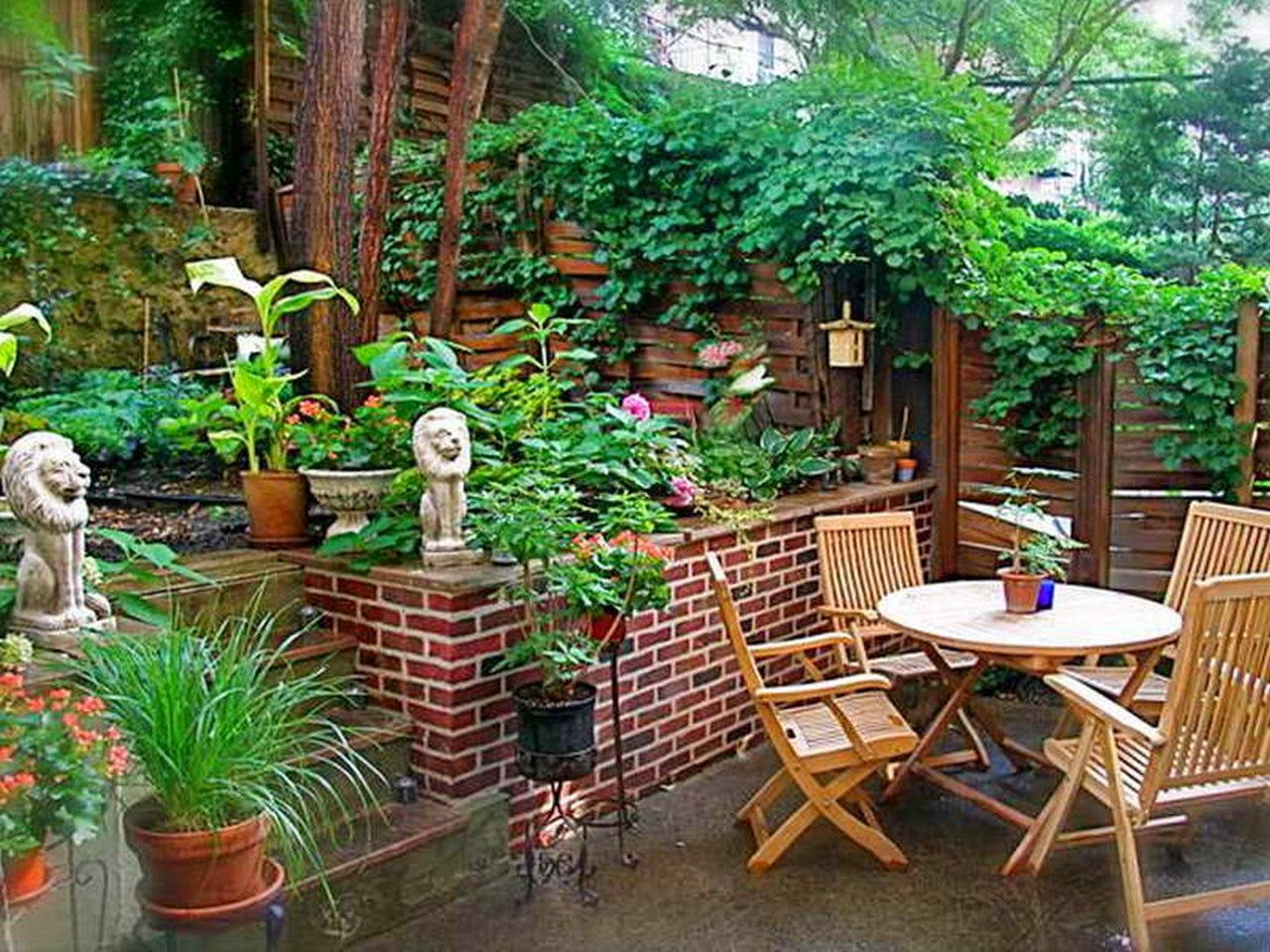 Beautiful Backyards on Stunning Backyards  id=91763