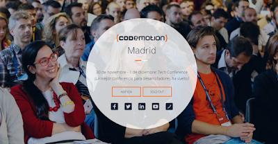 CodeMotion Madrid imagen