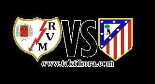 مشاهدة مباراة أتلتيكو مدريد ورايو فاليكانو بث مباشر