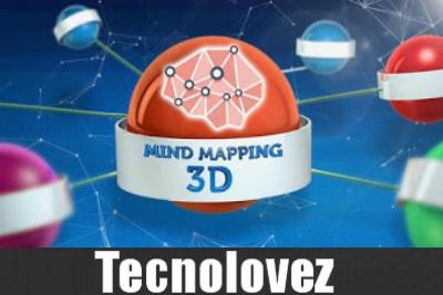 Mind Mapping 3D - Applicazione per creare per mappe mentali tridimensionali
