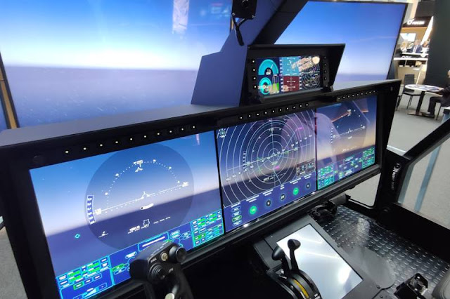 Russian Helicopters cockpit future