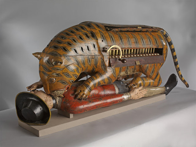 tipu's-mechanical-tiger-at-V&A-museum