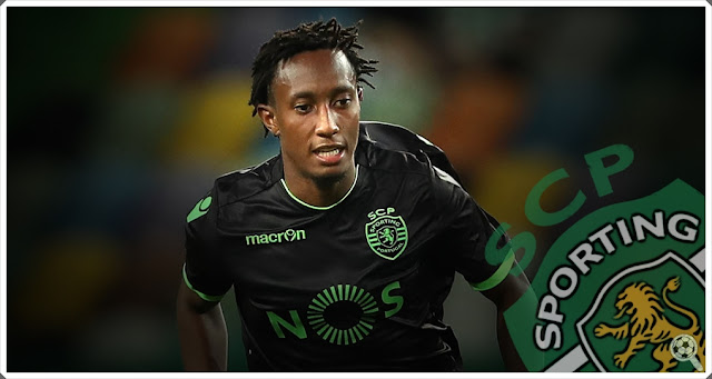 Gelson Martins Sporting CP 2016-17