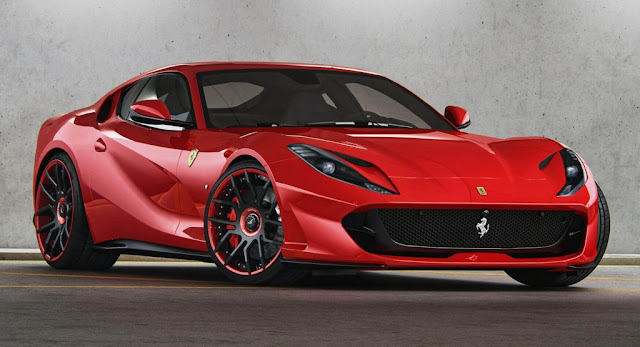 Ferrari, Ferrari 812 Superfast, Tuning, Wheelsandmore