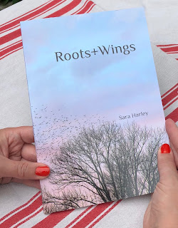 Roots+Wings booklet by Sara Harley