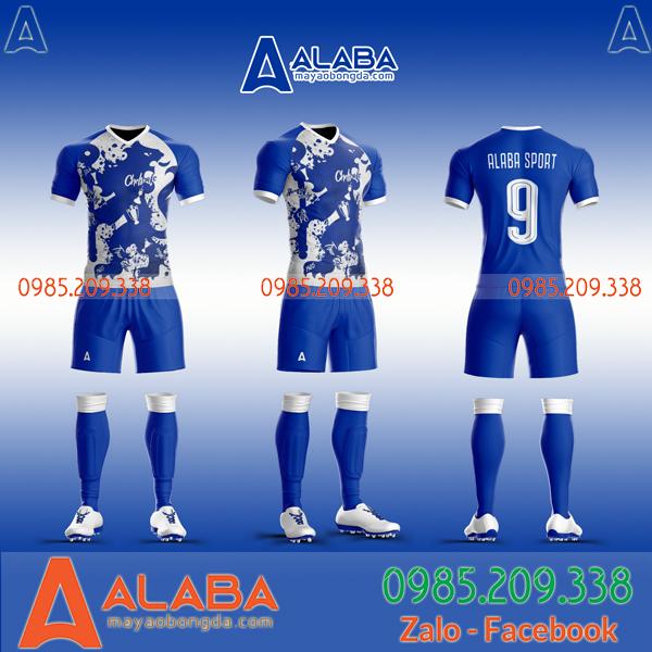 Áo CLB Chelsea tự thiết kế đẹp