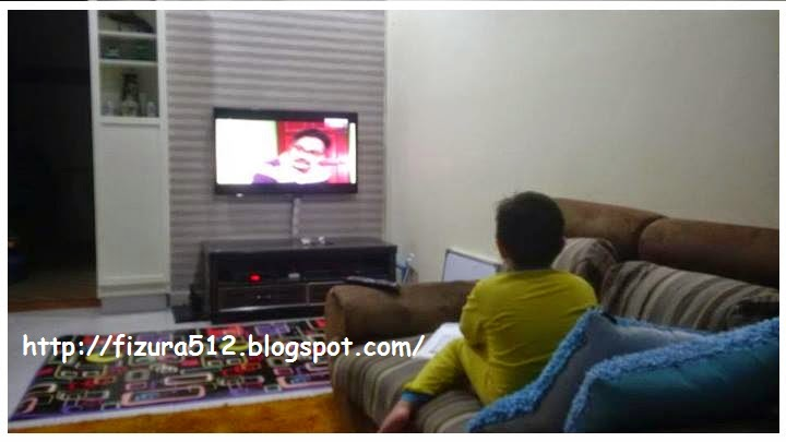 Contengan Mama Abqariz Afiqah Surprise Umah Ibu