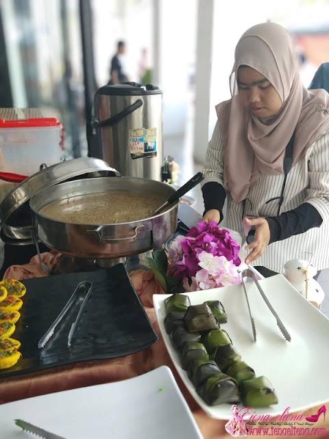 Hari Terbuka Dan Uji Rasa Di Ambassador Putrajaya