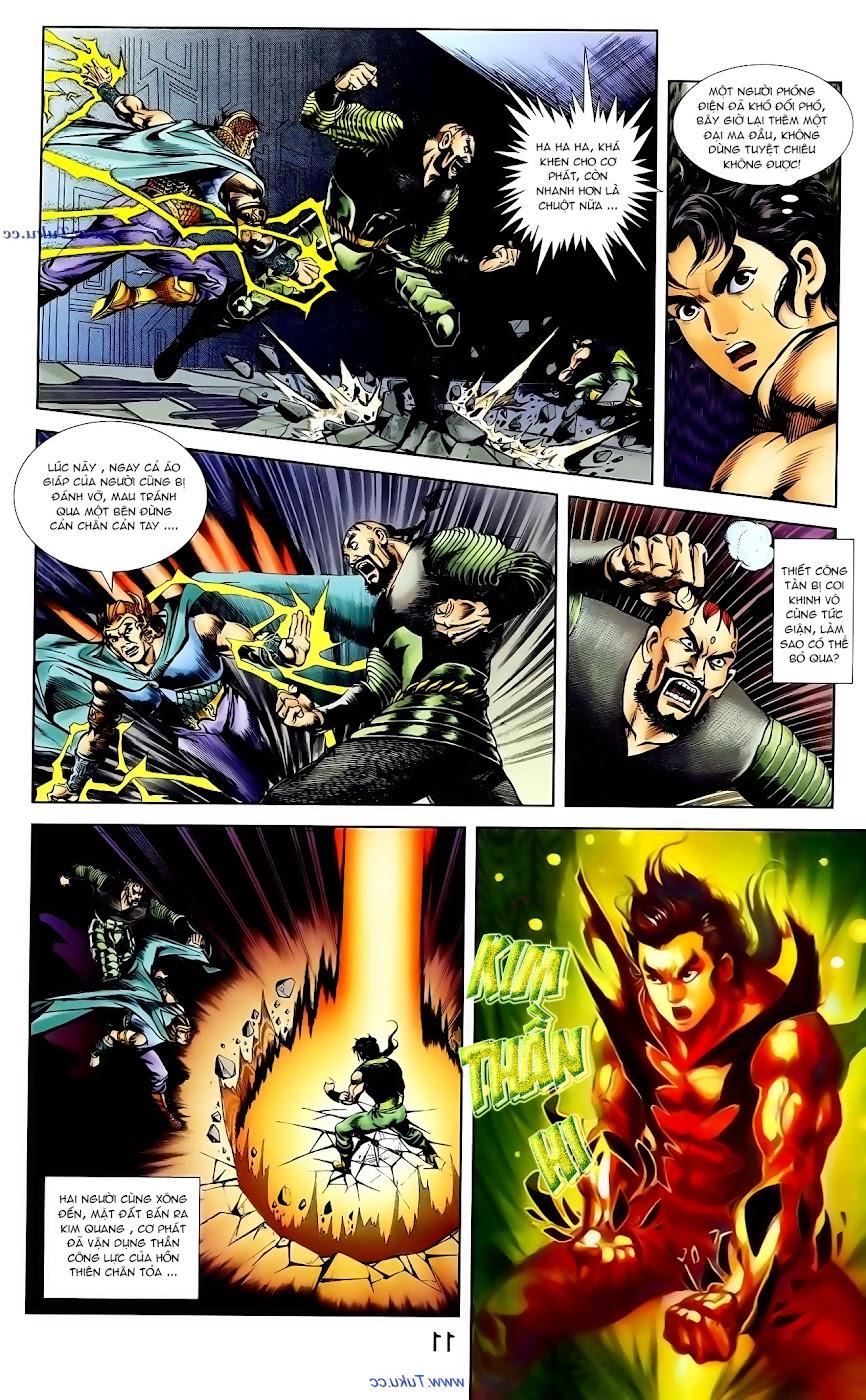 Cơ Phát Khai Chu Bản chapter 99 trang 5
