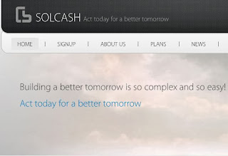 solcash hyip details and analysis