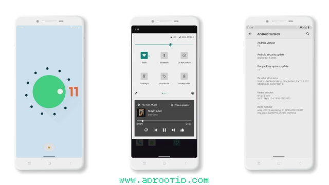 Rom Android 11 Stable [11.0.0 r3] untuk Max Pro M1 | X00TD