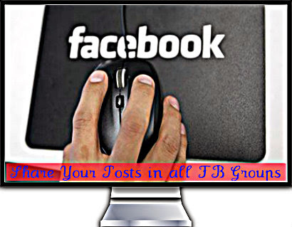 How To Post In Multiple Facebook Groups In One Click