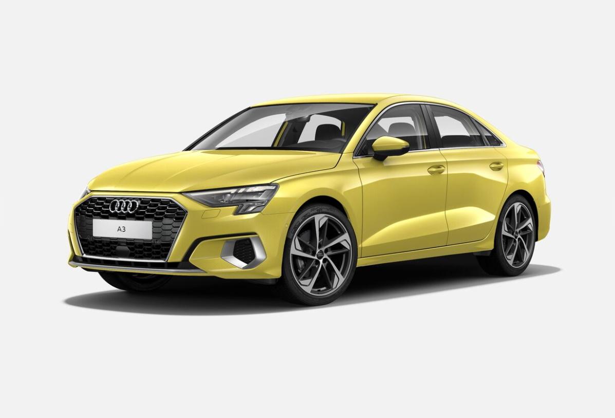 Nouvelle Audi A3 Berline (2020) - Couleurs / Colors