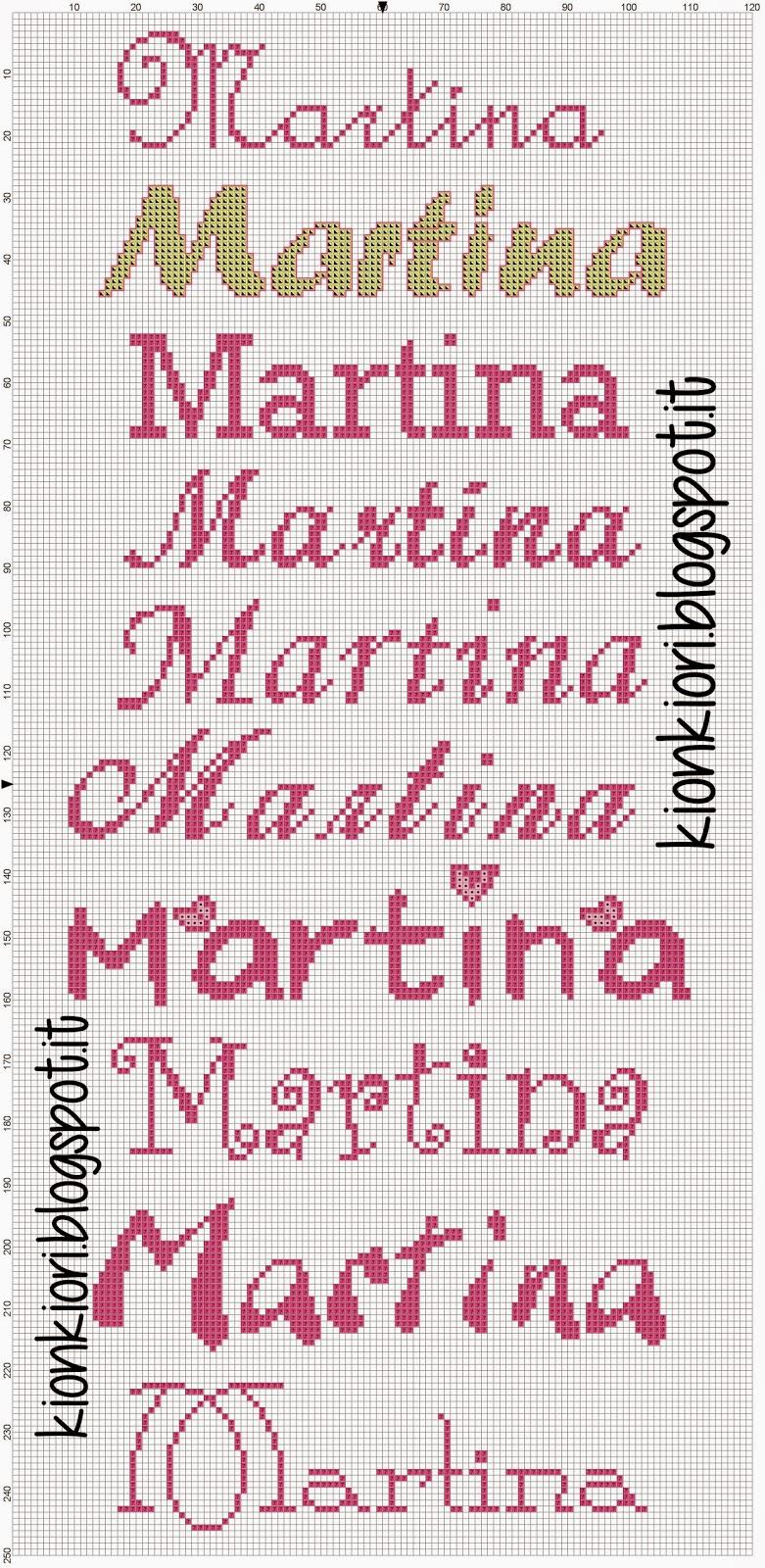 Conosciuto KIONKIORI Punto Croce: Agata, Hélène Marie, Martina e Mariano QP09