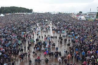 Matt Rakowski Download Festival Crowd